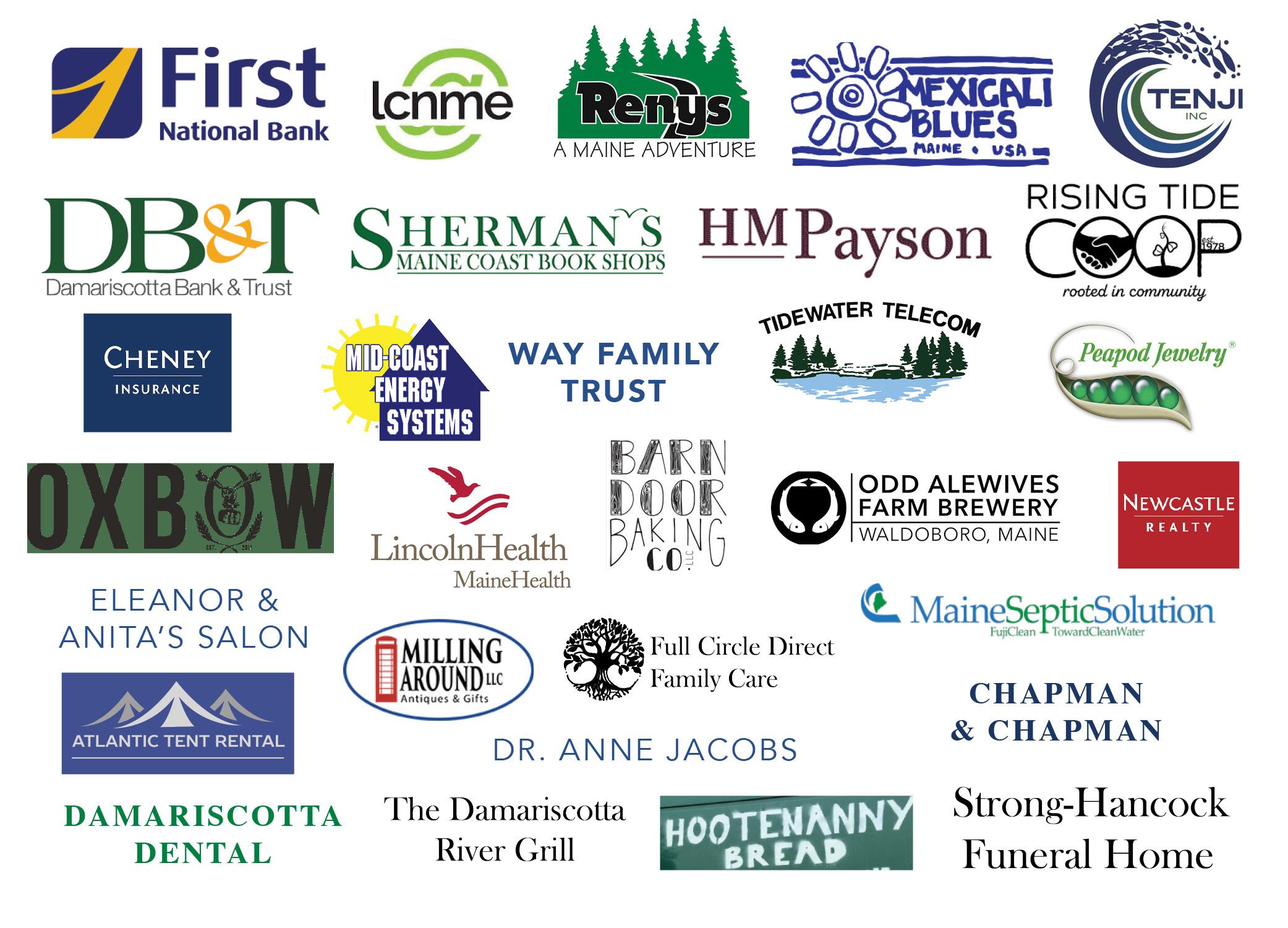 2019 Business Sponsors